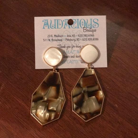 58efddc27 Jewelry | Nwt Stella Dangle Earrings | Poshmark